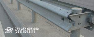 Harga Guardrail Pembatas Besi Tebal 4,5mm