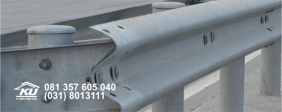 Suplier Guardrail Murah Berkualitas