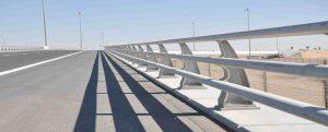 Pembatas Guardrail Untuk Jalan Dan Tol